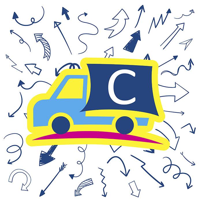 Camion pubblicitari Ticino
